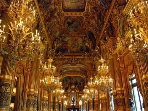 Uno de los mas bellos salones de Europa